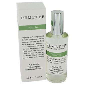 Demeter Green Tea by Demeter Cologne Spray 4 oz / 120 ml (Women)