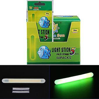 Fiske Float Fluorescerande ljus Float Rod Lights Dark Glow Stick