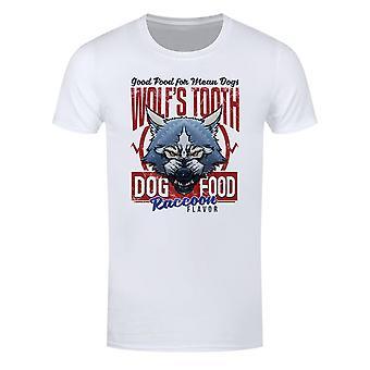 Grindstore Miesten Wolfs Hammas KoiranRuoka T-paita