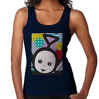Teletubbies Tinky Winky The First Teletubby Women's Vest