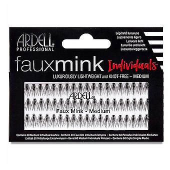 Ardell Professional Ardell Faux Mink Individual Lashes - Medium