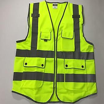 High Visibility Workwear Safety Vest - Logo Printing Workwear