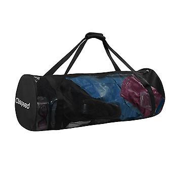 1db mesh düfti táska könnyű medence tároló táskák strand sport fogaskerekek