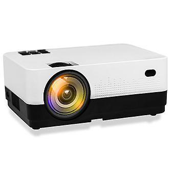 HQ2 projektori LCD 500 ANSI Lumens 720p Mini Kotiteatteri