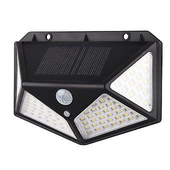 3-tilat Led Solar Light Outdoor Lamp Liiketunnistin Vedenpitävä powered sunlight