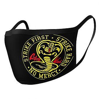 Cobra Kai 2pk Face Coverings