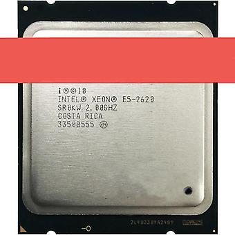 Intel Xeon Kuusiytiminen 12-kierteinen suorittimen suoritin