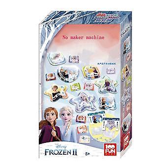 Disney Frozen 2 3d Maker Machine Magic Stickers Ensemble