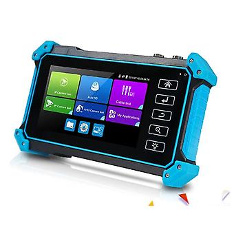 Testador portátil de 5 polegadas 4k Ip CCTV 8mp Ahd Cvi Tvi Sdi Teste de câmera monitor portátil