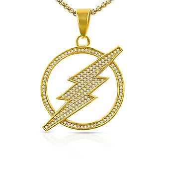 Current Steel Necklace Hip Hop   937972
