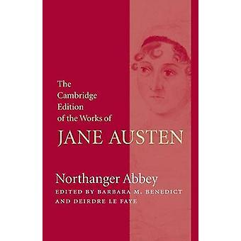 Northanger Abbey-kirja Jane Austen - 9781107620414 Kirja