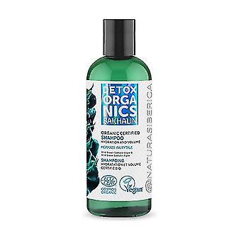 Bio hydrerende og volumizing shampoo 260 ml
