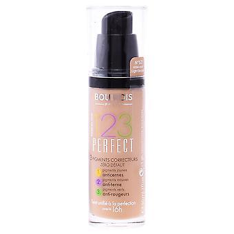 Bourjois Paris 123 Perfect Fluid Makeup 57 Light Tan