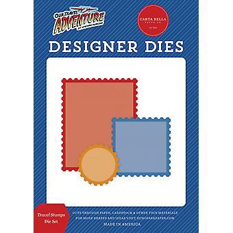 Carta Bella Matkaleimat Suunnittelija kuolee
