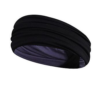 Yoga Elastic Headband For Hair Styling As Well As Yoga, Workouts, And Running.