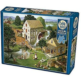 Cobble hill puzzle - four star mill - 500 pc