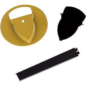 Flip N Slide Bucket Lid Mouse Rat Trap 10997