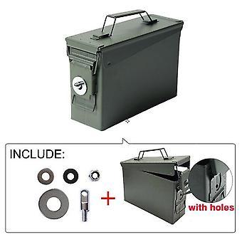 Solid Steel Holder Box