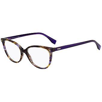 Fendi FF0351 DEX Marrón Violeta Havana Gafas