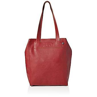 Esprit Accessoires 090EA1O319, Shopper. Woman, 610/Dark Red, One Size