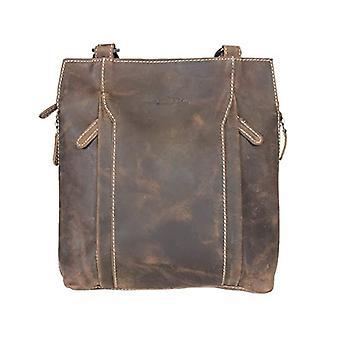 Arrigo 2011B, Unisex Adult Backpack, Brown (Brown (Cognac Cognac)), 28x25.5x7 cm (B x H x T)