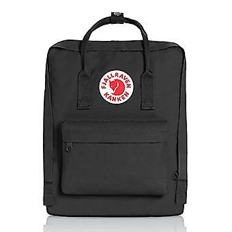 Fjallraven K nken - Unisex backpack, 38 x 27 x 13 cm, Black