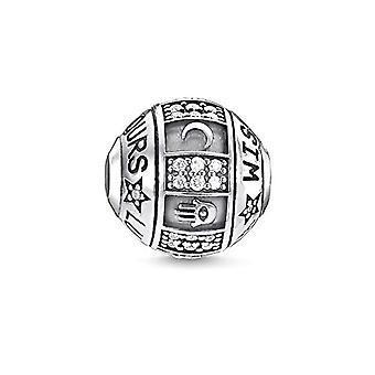 THOMAS SABO Donna argento Bead Charm K0330-643-14