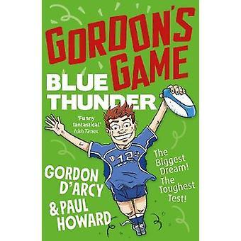 Gordons Game Blue Thunder