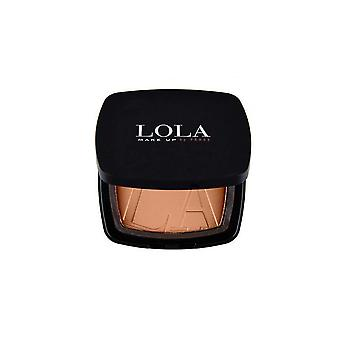 Lola make up by perse matte silky finish pressed powder