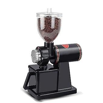 Electric Coffee Grinder, Mill Bean Machine, Flat Burrs Grinding Machine