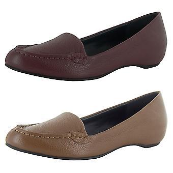 H Por Halston Mujer Kellie Slip En Loafer Zapatos