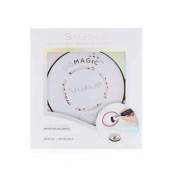 Sigma Kauneus SigMagic Hangata (2 in 1 Meikki harja puhdistusaine + työkalu)