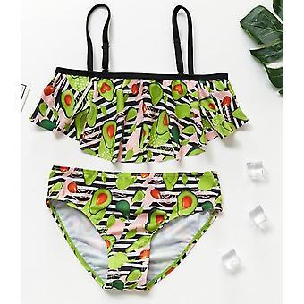 Dziewczyny Ramię Bikini Stroje kąpielowe