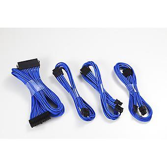 Phanteks Verlängerungskabel Combo Kit - Blau