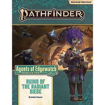 Pathfinder Adventure Path: Ruins of the Radiant Siege (Agents of Edgewatch 6 de 6) (P2) par Amber Stewart (Broché, 2021)