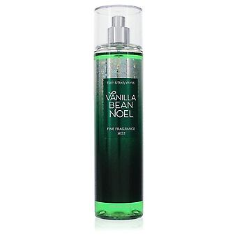 Vanilla bean noel fragrance mist by bath & body works 556510 240 ml