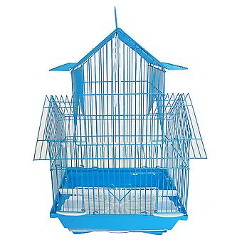 Yml A1144Blu Pagoda Top Cage, Small