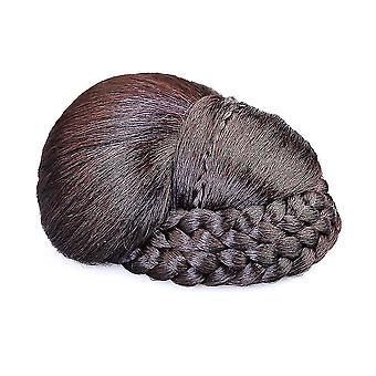 Synthetische hair extension chignon haar bun pruik haarstuk voor vrouwen