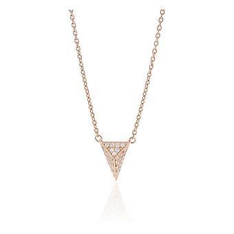 Ladies'Necklace Sif Jakobs C3307-CZ-RG (45 cm)