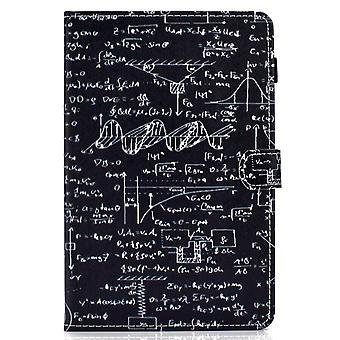 Case For Ipad 8 10.2 2020 Cover With Auto Sleep/wake Pattern Magnetic - Equation