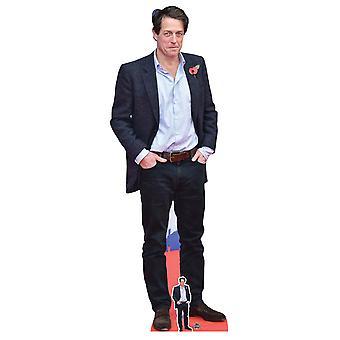 Hugh Grant Chemise bleue Celebrity Lifesize Carton Découpé / Standup