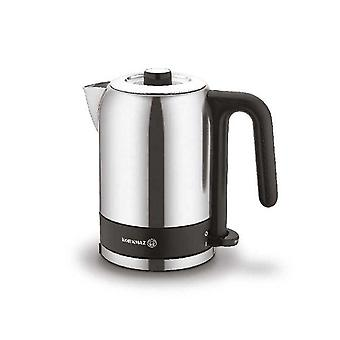 304 (18/10 Cr-ni) stainless steel kettle and tea strainer 1650 w 3 different sizes kettle