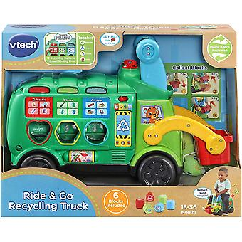 VTech Ride & Go Recycling Truck