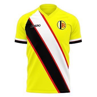 Brunei 2020-2021 Home Concept Football Kit (Libero)