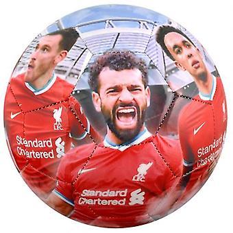 Jogadores do Liverpool Foto Futebol