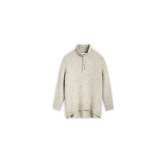 Sandwich Polo Sweater - 21001657