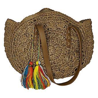 Carlos by Carlos Santana Women's Handbag L Reg Brown 750182