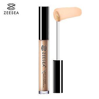 Volle Abdeckung Make-up Kosmetische Poren dunkle Kreise erhellen Liquid Concealer| Concealer(Natürliche Farbe)