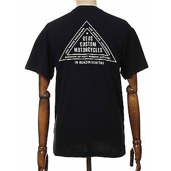 Deus Ex Machina Roza Tee - Black