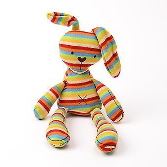 Mimigo Dolls Plush Bunny Rabbit Soft Toys Sleeping Doll For Baby Toddler Toy For Girls  Adorable Plush Gift Set 3 4 5 Year Old Girl, Stuffed Animal Fo